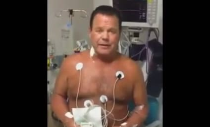 Jerry Lawler Releases Hospital Video, Thanks Fans for Support