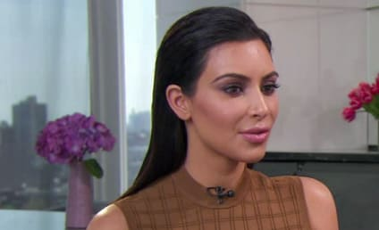 Matt Lauer to Kim Kardashian: Are You Vain or What?!?