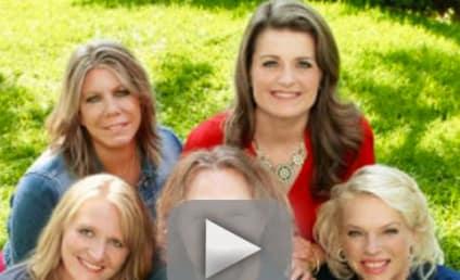 Sister Wives Season 7 Episode 3 Recap: Thanksgiving Drama ... or Signs of Hope?