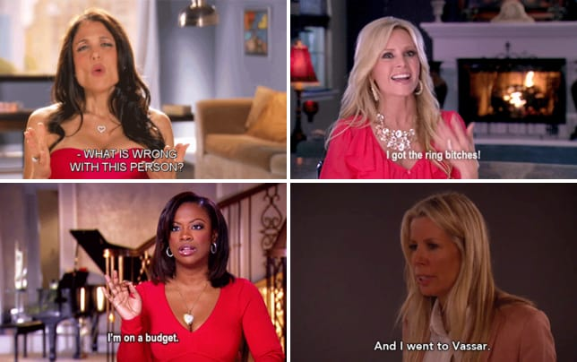 Bethenny frankel on the real housewives of new york city gif