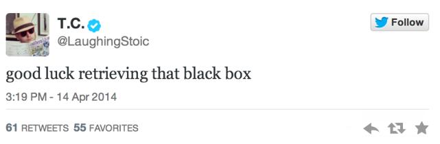 Black Box Recovery