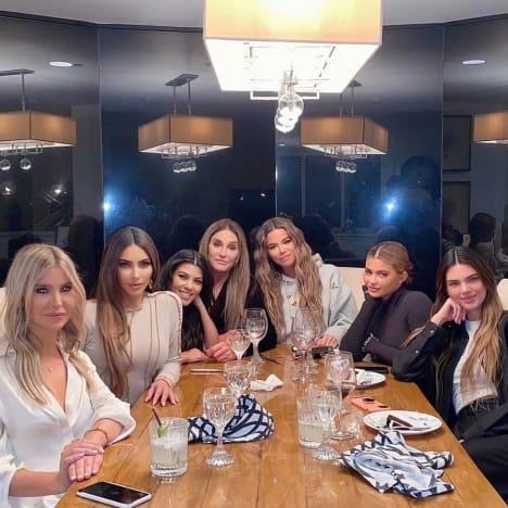 Caitlyn Jenner Celebrates 71st Birthday