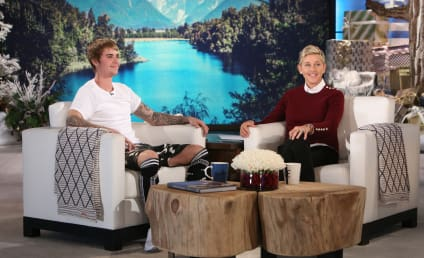 Justin Bieber Makes MAJOR Announcement on Ellen