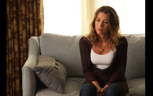 Natalie Zea on The Following