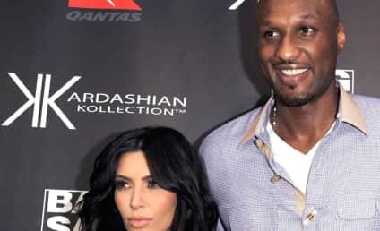 Kim Kardashian Cancels Baby Shower Due to Lamar Odom Hospitalization