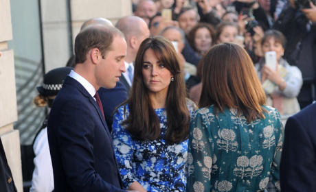 Kate Middleton Gets Upset With Prince William