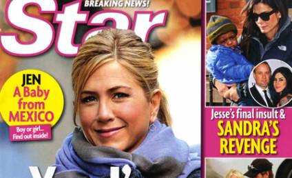 Jennifer Aniston: Adopting a Baby**!!
