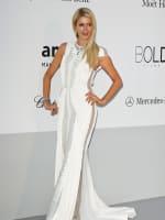 Paris Hilton in Cannes