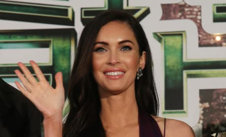 Hey, Megan Fox!