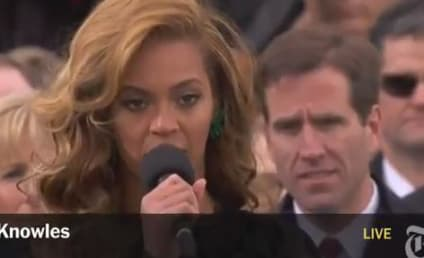 Beyonce National Anthem Performance: Watch Now!