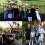 Britney Spears' Sons, Birthday at Disneyland 2017