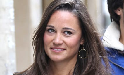 Karl Lagerfeld on Pippa Middleton Face: Not a Fan!