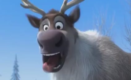 Frozen Teaser Trailer: Arrived!