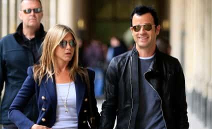 Jennifer Aniston and Justin Theroux: Pushing Back Wedding Due to Brangelina?