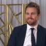 Stephen amell emotional interview still