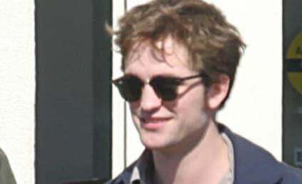 Robert Pattinson is Hot, Not Romantic