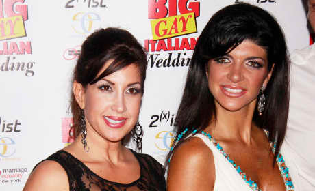 Teresa Giudice and Jacqueline Laurita