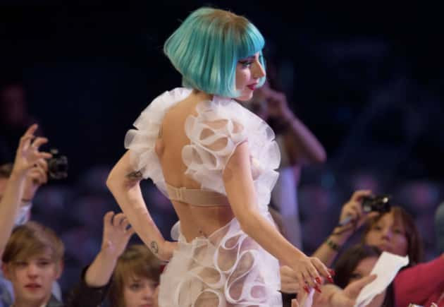 The Gaga in Concert