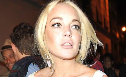 Lindsay Lohan Accused of Stiffing Limo Company