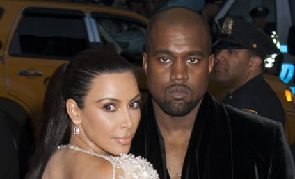 Kim Kardashian: Banning Kanye West From Talking to Rihanna?!