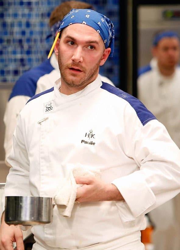 Paulie Giganti Dies Hell S Kitchen Chef Was 36 The