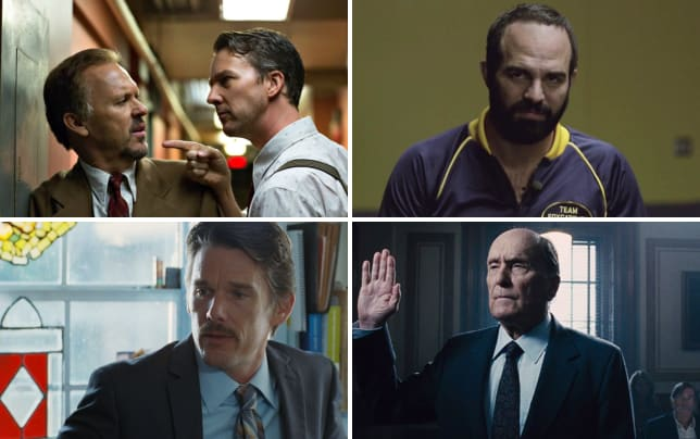 2015 Academy Awards: Who Should Win Best Supporting Actor
