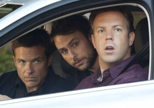Jason Bateman Charlie Day Jason Sudeikis Horrible Bosses
