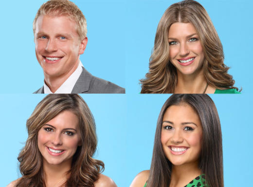 Bachelor Final Three Photos