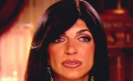 Teresa Giudice Lashes Out at Cast Members, Quits Twitter