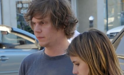 Emma Roberts and Evan Peters: Still Together, Emotional on Set