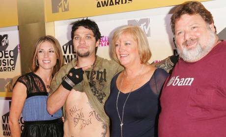 Bam Margera Family VMAs 2006