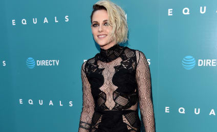 Kristen Stewart Rocks See-Through Dress, Continues to Seek Attention