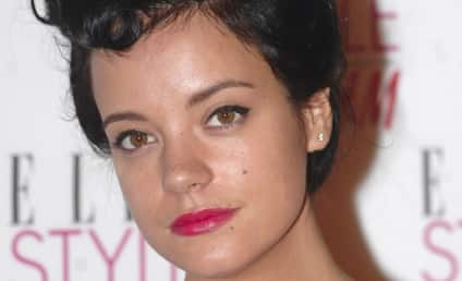 Lily Allen: I'm Not Allowed to Talk About Game of Thrones!