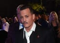 Johnny Depp: Drunk and Disorderly on the Red Carpet?!