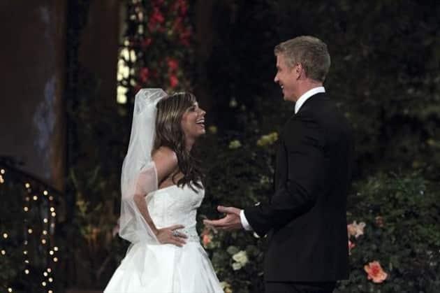 The Bachelor, Wedding Dress