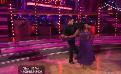 Sherri Shepherd on Dancing With the Stars: Sorry About The View Comments ...