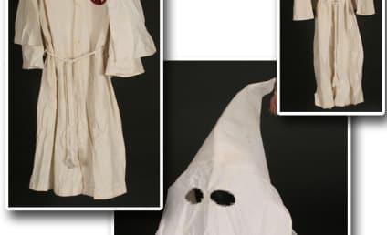 KKK Robes in Class Stir Debate, Outrage