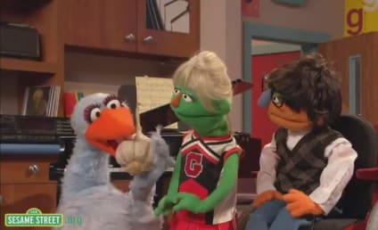Sesame Street Presents: The G Club!