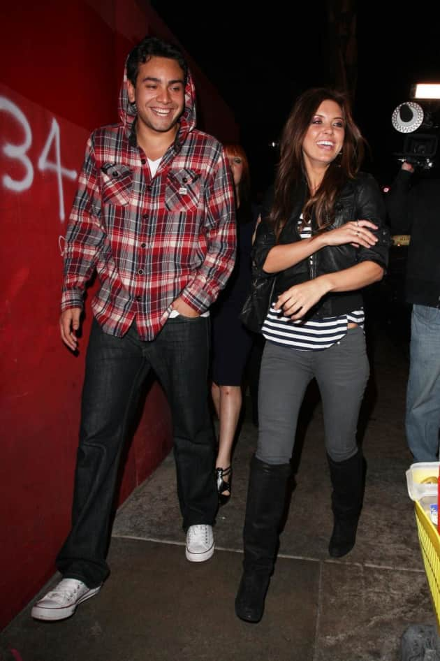 Frankie and Audrina