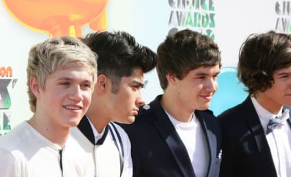 Justin Bieber and One Direction: Teaming Up!