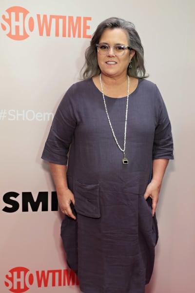 Rosie at Premiere