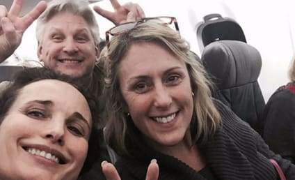 Andie MacDowell Earns Ire of Internet Via Complaint Over First Class Downgrade