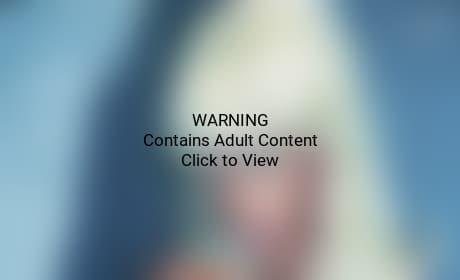 Rihanna Topless Photo