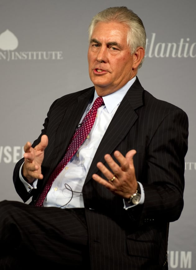 Rex Tillerson Photo