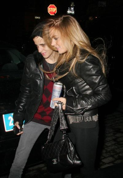 Lohan and Ronson Nightcap