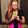 Kailyn Lowry Waist Trains