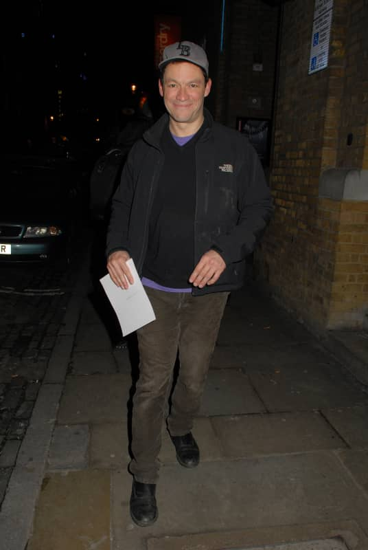 Dominic West leaves The Donmar Warehouse