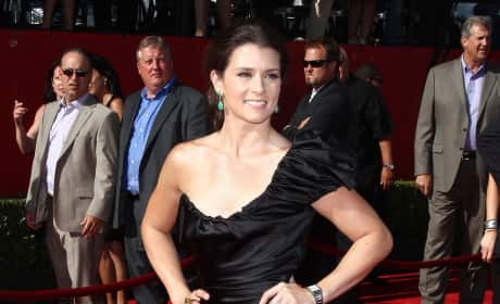 Danica Patrick at the ESPYs