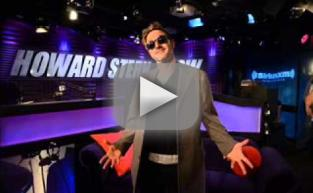 David Arquette: Drunk on Howard Stern