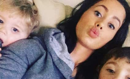 Jenelle Evans Covers Tattoo of Ex's Name, and It's Pretty Ugly